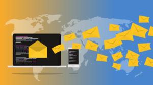 Email Flut